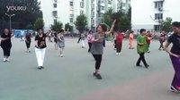 建平广场舞 雪莲 集体