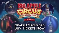 Big Apple Circus Presents LEGENDARIUM in Dulles, VA