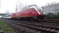 2014-07-02 南昌 - 北京西 Z66次列车通过广安门站 南局南段HXD1D-0027