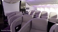 新西兰航空波音787-9梦想客机内外概览