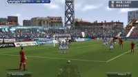 FIFA14 C罗 任意球