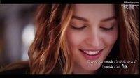 Leighton Meester--Naf Naf代言collection autoomne hiver
