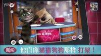 会说话的汤姆和本播报新闻 -游戏玩法预告片 中文版