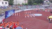 2014舞动龙江鹤岗赛区煤海公园二队20140802
