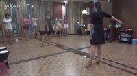 重庆【媚婷舞蹈】拉丁舞—《女士步伐讲解》