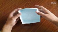 如何折简单折纸垃圾桶