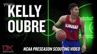 Kelly Oubre 2014-15 Preseason Scouting Video