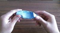 篷子船 折纸视频教程 折纸艺术 www.zhezhiyishu.com