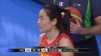 2014年世界女篮锦标赛小组赛:中国vs塞尔维亚