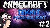 【DN我的世界】Minecraft - 登月计划 #2 - 天上卧室!