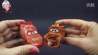 正版 迪斯尼 Disney 美泰 汽车总动员 合金 红色麦昆 玩具 cars