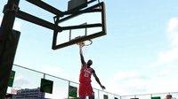 NBA2K14 残暴的街头篮球塞单挑