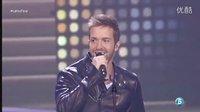 Pablo Alborán - Éxtasis  好声音 拉丁版13年12月18日决赛献唱