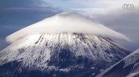 仲夏恋人-勘察加半岛火山
