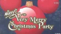 美国迪士尼圣诞派对 Christmas Party At Disney World USA