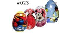 #023 -出奇蛋 英语视频 迪斯尼公主 米妮鼠 杰克与梦幻岛海盗 蜘蛛侠 Spider-manVO