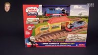 #04 TOMY 玩具火车 托马斯 轨道 费雪 英语 磁性  男孩玩具 轨道 生日礼物