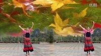 枝叶儿原创广场舞《爱的世界只有你》抠像作品