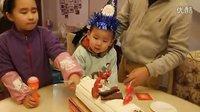 小宝2周岁生日