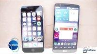 LG G3 vs iPhone 6 对比测评!