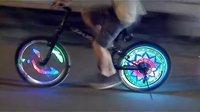 YQ8002-Bicycle Wheel Light 48LED48Pattern