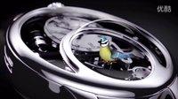 Jaquet Droz.The Charming Bird雅克德罗迷人的时光之鸟腕表