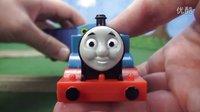 #02 TOMY Thomas 托马斯 玩具火车 男孩玩具 多美 合金 英语
