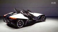 日产Nissan BladeGlider纯电动概念车