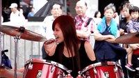 《好想大声说爱你》曼青街鼓香港站 灌篮高手Slam Dunk!