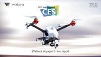 华科尔VOYAGER 3无人机 在CES2015 展会现场报道