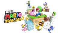 【库力呀】WiiU《马里奥3D世界》全收集攻略解说-World1