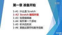 1-A2 Scratch 编程环境