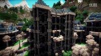 Minecraft建筑展示Wrath of the Fallen