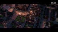 Minecraft建筑展示Imperial City at Night