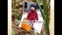 《3-5岁小公主毛衣视频教程》喜庆外套毛衣