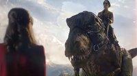 超酷电影预告《被时间遗忘的土地》Iron Sky(2015) Nazis Dinosaurs Movie HD