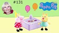 #131 粉红猪小妹和康蒂猫之生日派对 少儿英语学习 口语听力 ST