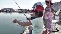 HERA亲子活动 2014 わくわくフィッシングフェスティバル ペアへら鮒釣り大会