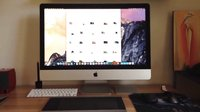 苹果 Apple Retina 5K iMac 开箱简介-添加内存-界面展示-福利放送- 【西昌-草莓刺青】