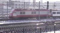 【火车视频-2015年寒冬沈阳】 阜新站车迷候车室-2 沈阳北