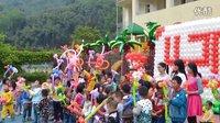 纪念雅安420地震公益活动山区小学送气球!丽丽气球