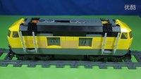 乐高LEGO 城市系列—遥控货运火车 7939