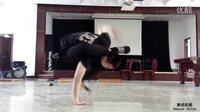 【舞者联盟345】breaking教学:柔韧moves套路第3集(bboy梓源)