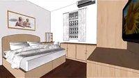 3D室内外空间设计规划(张先生住宅整修)(镇申/正陞 iTAR DIY 100%塑钢防水.防虫.防霉)