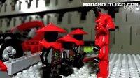 乐高LEGO 忍者系列 MOVIE  1