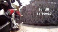 【2014款土豪金限量版】Benelli BN600 贝纳利 黄龙600 Summertrain