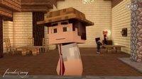 Minecraft动画 史蒂夫的户外一日