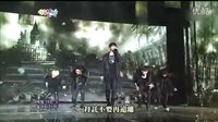 121229 Dynamic Black -《Yesterday》 SBS歌谣大战