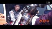 【华洋赛车】河南2015超级越野摩托车大奖赛暨中原俱乐部联赛-小飞摔车