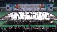 北京市学生艺术节行进打击乐展演~~北京市五十七中学
